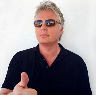 Entreprenören Anders Tibbling.